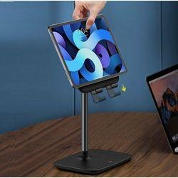 Baseus Indoorsy | Uchwyt biurkowy stojak podstawka do telefonów tabletów 5.5'' do 21.5''