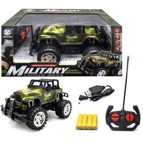 Jeżdżące dla dzieci, Jeep wojskowy RC