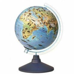 Globus podświetlany dzikie zwierzęta 19256