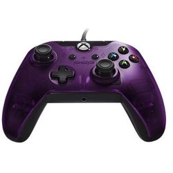 PDP Wired Controller for Xbox One - Purple - Gamepad - Microsoft Xbox One S