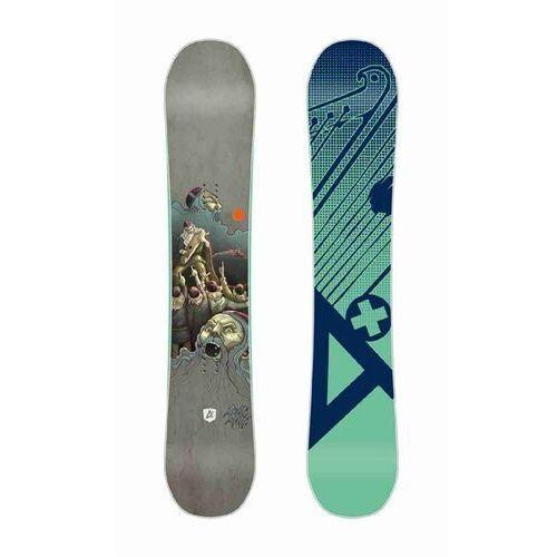 Pozostałe snowboard, snowboard NIDECKER - Snowboard Aa Pro Multi (MULTI)
