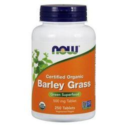 Barley Grass (Młody jęczmień) 500mg 250 tabl.