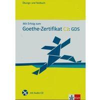 Książki do nauki języka, Mit Erfolg zum Goethe Zertifikat C2 GDS + CD (opr. miękka)
