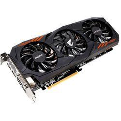 Karta graficzna Gigabyte GeForce GTX 1060 Aorus, 6GB GDDR5 (192 Bit), DVI-D, DP, HDMI, BOX (GV-N1060AORUS-6GD) Szybka dostawa! Darmowy odbiór w 20 miastach!