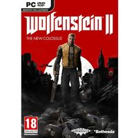Gry na PC, Wolfenstein 2 The New Colossus (PC)