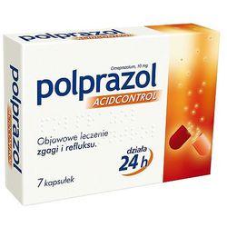 Polprazol acidcontrol 10 mg x 7 kaps