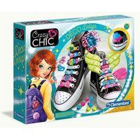 Kreatywne dla dzieci, Zestaw do zdobienia butów Crazy Dekoracje