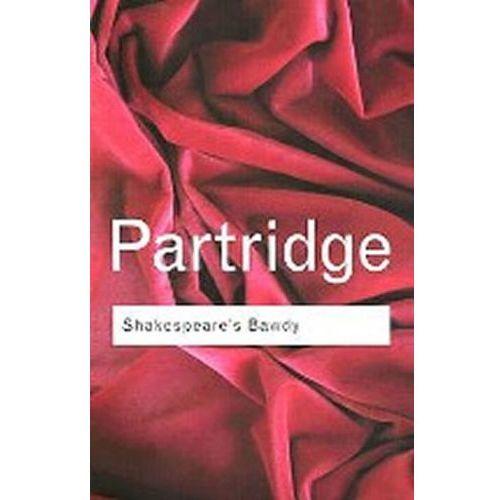 Książki do nauki języka, Shakespeare`s Bawdy (opr. miękka)