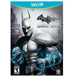 Batman Arkham City (Wii U)