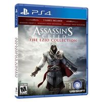 Gry na PS4, Assassin's Creed The Ezio Collection (PS4)