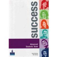 Książki do nauki języka, Matura Success Advanced Student's Book CD Gratis LONGMAN (opr. broszurowa)