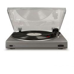 CROSLEY T200A-SI gramofon, srebrny Płacąc przelewem przesyłka gratis!