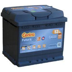 Akumulator Centra FUTURA 12V 53Ah/540 A wysoki