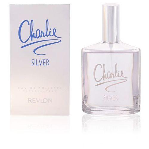 Wody toaletowe damskie, Charlie Silver Revlon Woda toaletowa 100 ml