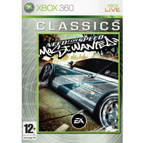 Gry Xbox 360, Need for Speed Most Wanted (Xbox 360)