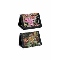 Portfel na rzep w kwiatowy wzór 4Y38F4 Oferta ważna tylko do 2031-05-20