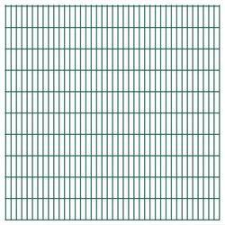Panel ogrodzeniowy 2008x2030 mm, zielony