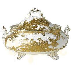 Royal Crown Derby Gold Aves Waza 1,9l.