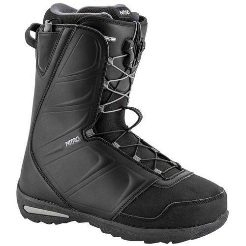 Buty do snowboardu, buty NITRO - Vagabond Tls Black (001)