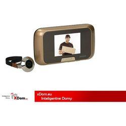 Wideo wizjer Orno do drzwi z funkcją nagrywania, 3XAA OR-WIZ-1101