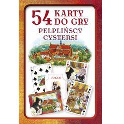 Karty do gry – Pelplińscy Cystersi (zestaw 54 kart)