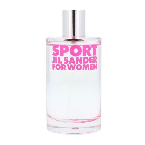 Wody toaletowe damskie, Jil Sander Sport for Woman 100 ml EDT D