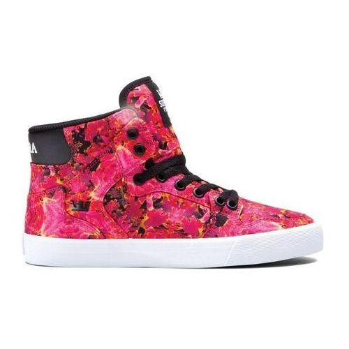 Damskie obuwie sportowe, buty SUPRA - Women-Vaider Purple Flor (PFW) rozmiar: 35.5