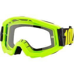 100% Strata Anti Fog Clear Gogle Młodzież, neon yellow 2020 Okulary przeciwsłoneczne dla dzieci Przy złożeniu zamówienia do godziny 16 ( od Pon. do Pt., wszystkie metody płatności z wyjątkiem przelewu bankowego), wysyłka odbędzie się tego samego dnia.