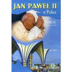 Jan Paweł II w Polsce 1999 r - TORUŃ - DVD
