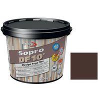 Fugi, Fuga szeroka Sopro Flex DF10 Design 59 brąz bali 2 5 kg