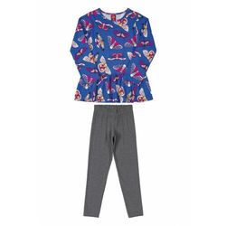 Komplet dziewczęcy bluza+spodnie 3P39AD Oferta ważna tylko do 2031-07-22