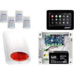 Alarm System Ropam NeoGSM-IP 4x Bosch TPR-4BS Sygnalizator Powiadomienie GSM