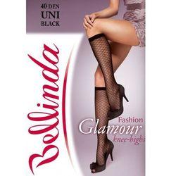 Bellindaa 1 Podkolanówki Glamour BE212004 wzorzyste