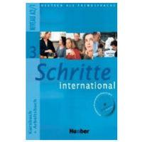 Książki do nauki języka, Schritte International 3. Podręcznik z Ćwiczeniami + CD do Ćwiczeń (opr. miękka)