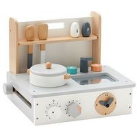 Zabawki z drewna, Kids Concept Mini Kuchnia Drewniana Nature