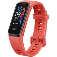Smartbandy, Fitness bransoletka Huawei Band 4 (55024461) Czerwony