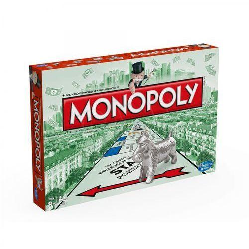Gry dla dzieci, Monopoly Classic - Hasbro