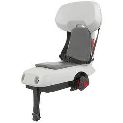Fotelik rowerowy na bagażnik Polisport Guppy Junior CFS - biało/szary