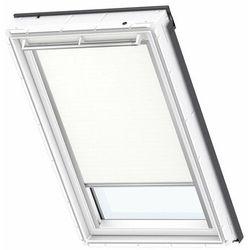 Roleta na okno dachowe VELUX elektryczna Standard DML SK08 114x140 zaciemniająca