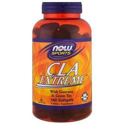 CLA Extreme z guaraną 800 mg 180 kapsułek NOW FOODS