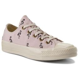 Trampki CONVERSE - Ctas 70 Ox 160506C Barely Rose/Almost Black/Egret