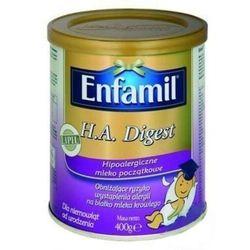 ENFAMIL HA DIGEST Mleko początkowe 400g