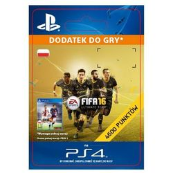 FIFA 16 4600 Punktów [kod aktywacyjny]