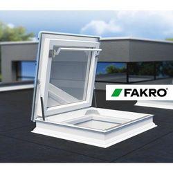 Okno wyłazowe do płaskiego dachu Fakro DRF DU6 90x90