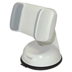 Uchwyt Samochodowy Silikon mini przyssawka 02 Biały