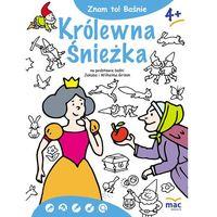 Książki dla dzieci, Znam to! Królewna Śnieżka i siedmiu krasnoludków - Wilhelm Grimm, Jakub Grimm (opr. miękka)