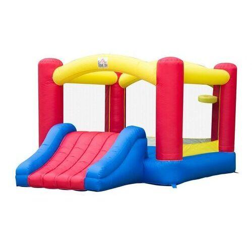 Zabawki dmuchane, Zamek dla dziecka zjeżdżalnią domowy nadmuchiwany