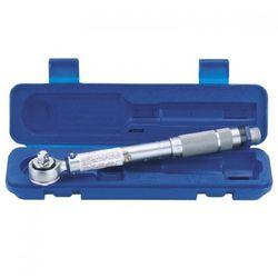 """Draper Tools Klucz dynamometryczny zapadka, kwadrat, 3/8"""", srebrny"""