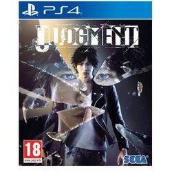 Judgment Gra playstation 4 CENEGA