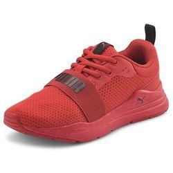 Puma Sneakersy Wired Run Jr 374214 05 Czerwony